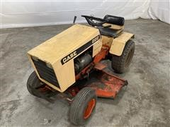 Case 222 Hydraulic Drive Riding Lawn Mower