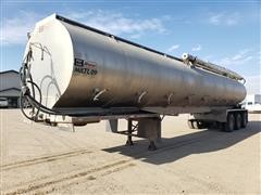 2010 CEI Pacer AT35ML Tri/A Bulk Dry Feed Trailer