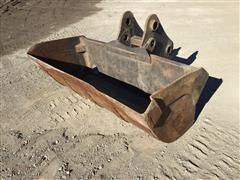 """68"""" Excavator Grading Bucket"""