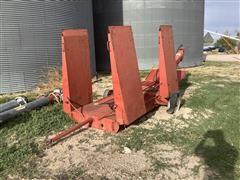 Feterl Portable Drive Over Auger Unload Pit