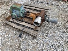 Berkeley B3ZRM CW Booster Pump W/Electric Motor