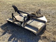 King Kutter 6' Rotary Mower Deck