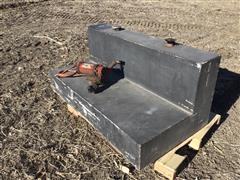 Delta 105-Gal Truck Fuel Tank W/Fill-Rite 12V Pump