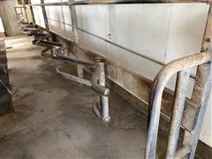Double Seven Herringbone Squeeze Rail System