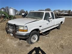 1997 Ford F250 Diesel Pickup (INOPERABLE)