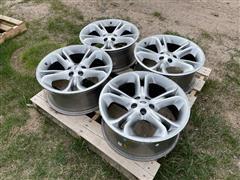 Ford Explorer Aluminum Rims