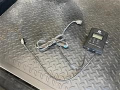 John Deere SW07350 Low Moisture Hay Baler Tester