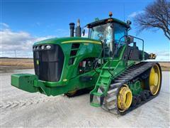 2011 John Deere 9530T Tracked Tractor