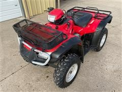 2005 Honda Rubicon 4x4 ATV