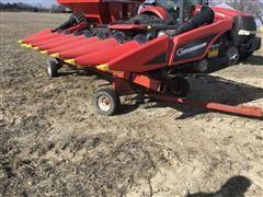 2012 Geringhoff NS800 Corn Head W/Header Cart