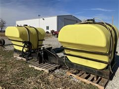 Big John Saddle Tanks