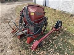 Valmar 1210 Air Flo Air Seeder/Insecticide Machine