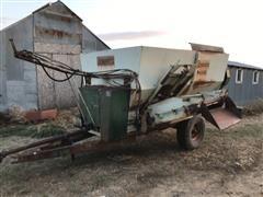 Schwartz 750 Feeder/Mixer Wagon