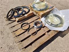 Steiger 450/470 Wheel Seal/ Turbo Clamp