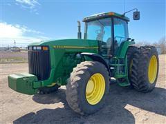 1995 John Deere 8400 MFWD Tractor