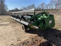 John Deere 925 Flex Grain Header & Header Trailer