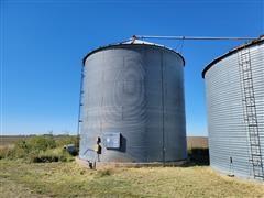 Stormor 10,000 Bushel Grain Bin