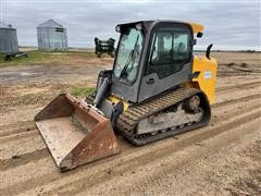 2014 Volvo MCT135c Compact Track Loader