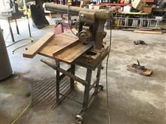 Craftsman 100 Adjustable Radial Arm Saw
