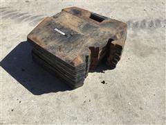 Case IH Suitcase Weights