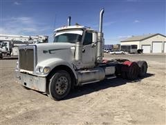 2005 International 9900i T/A Truck Tractor (INOPERABLE)
