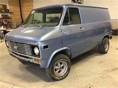 1977 Chevrolet G20 Van