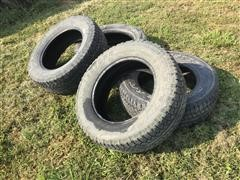 Bridgestone P265/65R18 Tires
