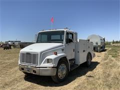 2001 Freightliner FL60 S/A Service Truck