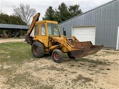 Case 580 B Loader Backhoe