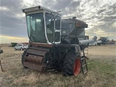 Gleaner Combine For Parts