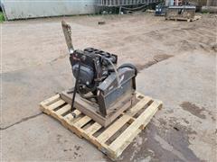 2000 Toro 22437 Dingo Vibratory Plow