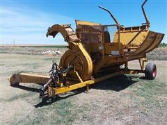 Haybuster 2544 Bale Processor