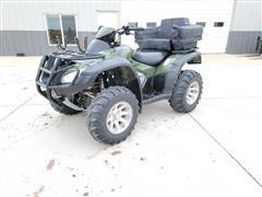 2003 Honda Rincon 650 4x4 ATV