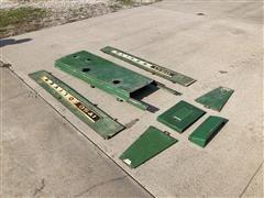 Oliver 1750 Hood And Side Panels