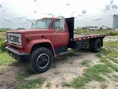 1980 Chevrolet C70 S/A Flatbed Truck