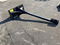 Mahindra 7' Skid Steer Extension Attachment