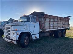 1969 Dodge 500 T/A Grain Truck W/Combo Box & Drill Fill Auger (INOPERABLE)