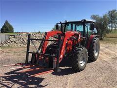 2019 Massey Ferguson 4710 MFWD Tractor