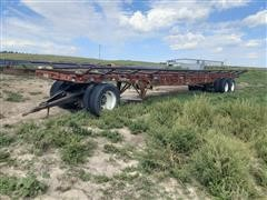 1988 Great Dane T/A Hay Trailer W/Front Dolly