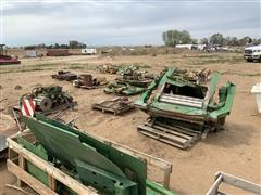 Krone Forage Harvester Parts