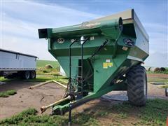 J&M 675-14 Grain Cart