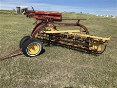 New Holland 258 Side Delivery Rake