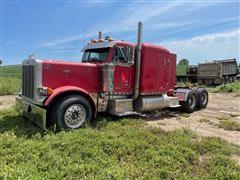 1990 Peterbilt 379 T/A Truck Tractor