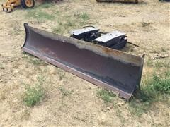 "106"" Excavator Blade"