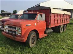 Chevrolet C60 T/A Grain Truck