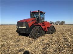 2012 Case IH Steiger 500 QuadTrac Tracked Tractor