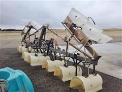 Shop-Built 12R30 Hooded Sprayer
