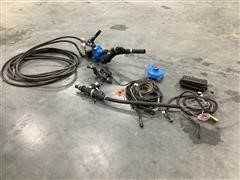 Raven / Hypro 450 Monitor And Pump