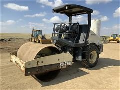 Ingersoll Rand SD-77DX High Performance 7 Ton Compactor