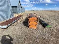 12' Feed Bunks